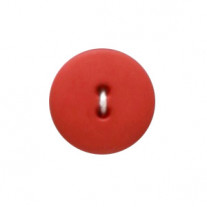 Bouton couture Rouge 18mm x 4 pièces