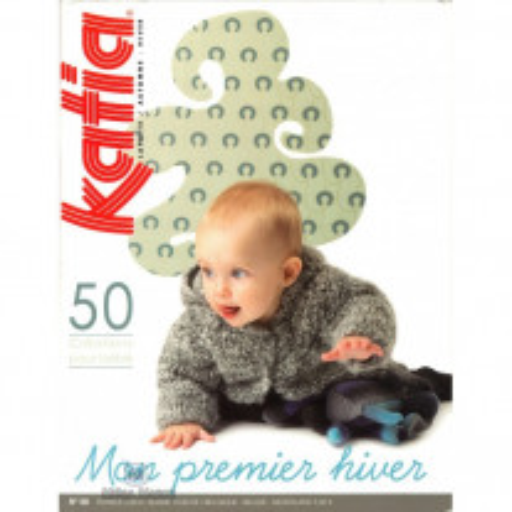 Catalogue Katia Bébé Layette Numéro 58