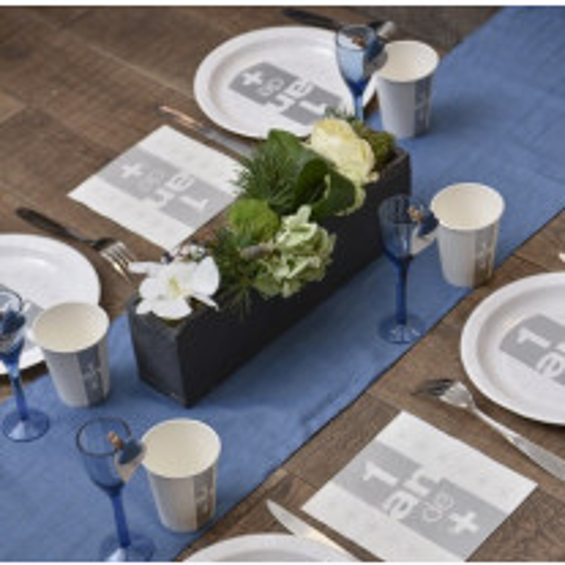 Chemin de table mariage Jean