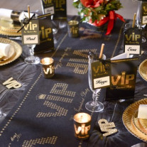 Chemin de table original VIP