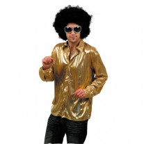Chemise Disco Night Fever Or