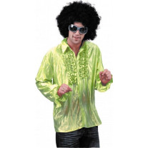 Chemise Disco Vert XL Adulte