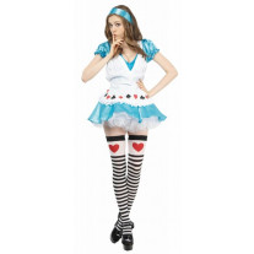 Costume Adulte pas cher Alice