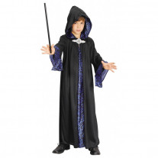 Costume Enfant Ninja Sorcier 7/9 Ans