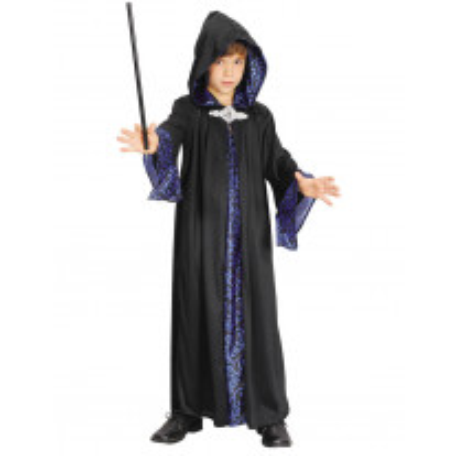 Costume Enfant Sorcier 4/6 Ans