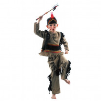 Costume Indien Sioux 7/9 ans
