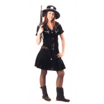 Costume pas cher femme Coutry