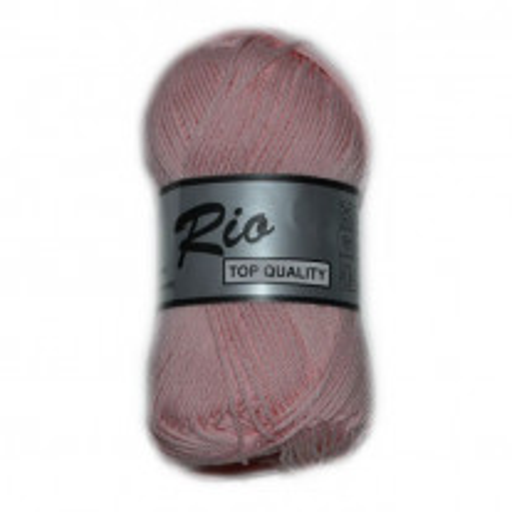 Coton à tricoter Rio de Lammy Rose bébé