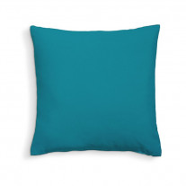 Coussin dehoussable 60x60 Turquoise