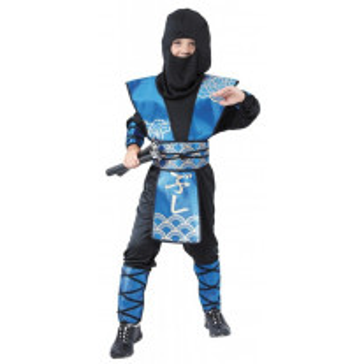 Déguisement Enfant Ninja 7/9 Ans