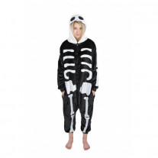 Déguisement pas cher Squelette Adulte