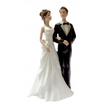 Figurine couple de mariés So chic