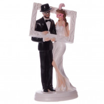 Figurine mariage Photobooth