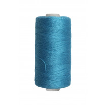 Fil a coudre Turquoise 500m 100% polyester