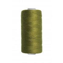 Fil a coudre Vert amande 500m 100% polyester