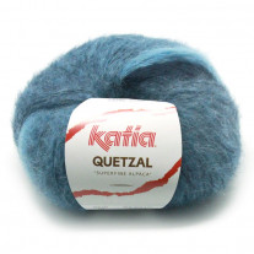 Fil à tricoter Alpage Quetzal Bleu de KATIA