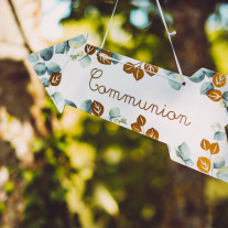 Fleche Communion Eucalyptus