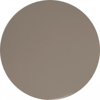 Set de table rond Taupe 35 cm