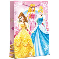 Grand sac cadeau Disney Princesse