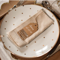 Grande Etiquette Communion kraft