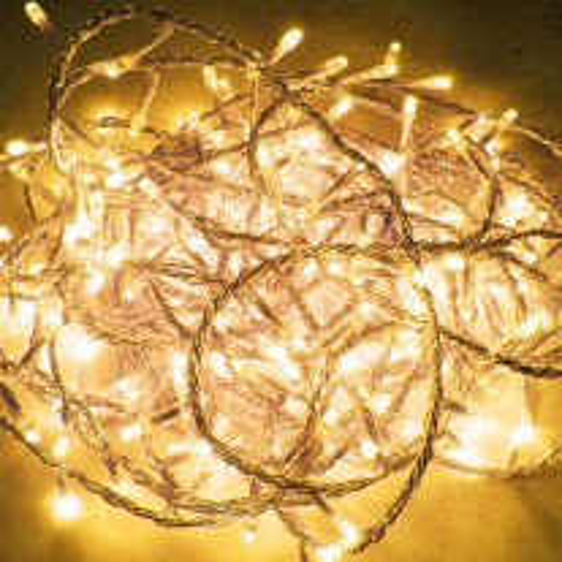 Guirlande lumineuse 240 LED Blanc chaud