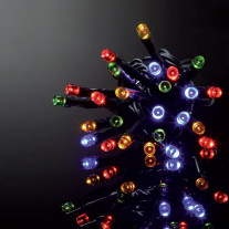 Guirlande lumineuse de noel 240 LED Multicolore