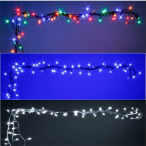 Guirlande lumineuse extéreur 240 LED Frosty