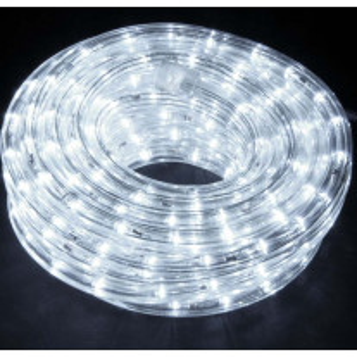 Guirlande tube lumineux LED 8 Mètres Blanc