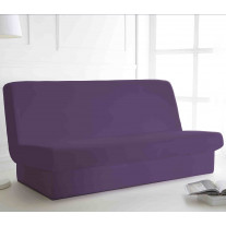 Housse de Clic Clac Violet 100 % polyester TODAY