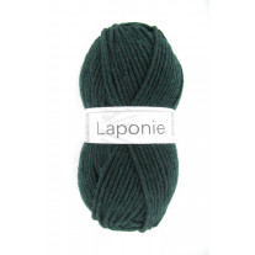 Laine a tricoter Cheval Blanc Laponie Vert Bleu
