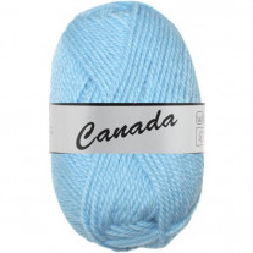 Pelote de laine Canada Lammy Yarns Bleu Ciel