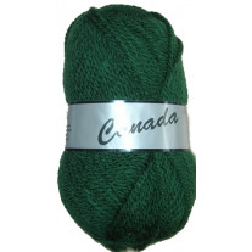 Pelote de laine Canada Lammy Yarns Vert Foncé