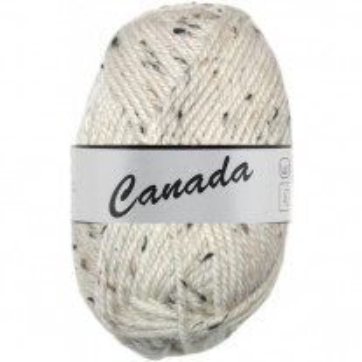 laine canada lammy tweed ecru