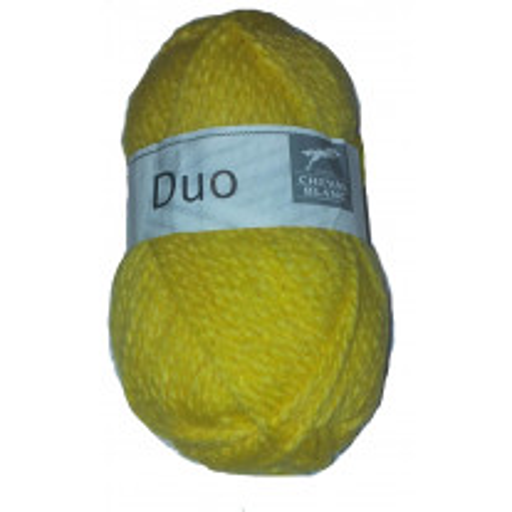 Pelote de laine gros fil DUO Genet