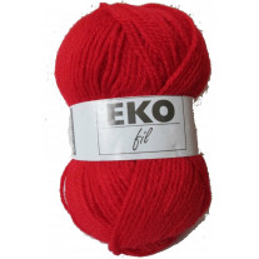 Laine Ekofil rouge