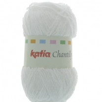 Laine katia chantilly Blanc