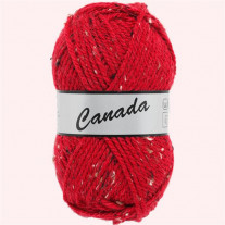 Lammy canada tweed Rouge