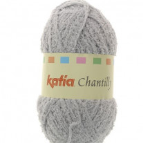Laine katia chantilly Gris clair
