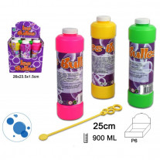 Liquide à Bulles 900 ml