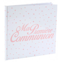 Livre d'or Communion Corail