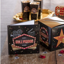 Livre d'or Hollywood Cinema