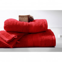 Maxi drap de bain Rouge TODAY 90x150cm