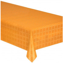 Nappe en papier damassé Orange