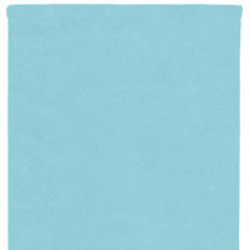 Nappe en tissu intissé Bleu Ciel en rouleau 10mx120cm