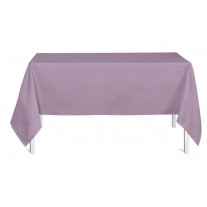Nappe rectangle Parme 150x250