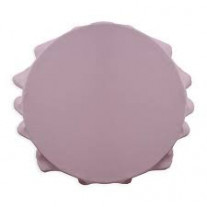 Nappe ronde Rose 180cm anti tache