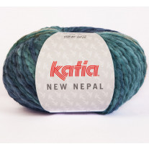 Laine Katia New Nepal Turquoise
