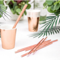 Paille Candy Bar Rose gold