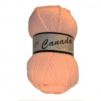 Pelote de laine Canada Lammy Yarns Rose Clair