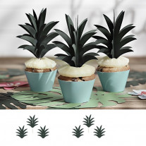 Pic Ananas pour cup cake